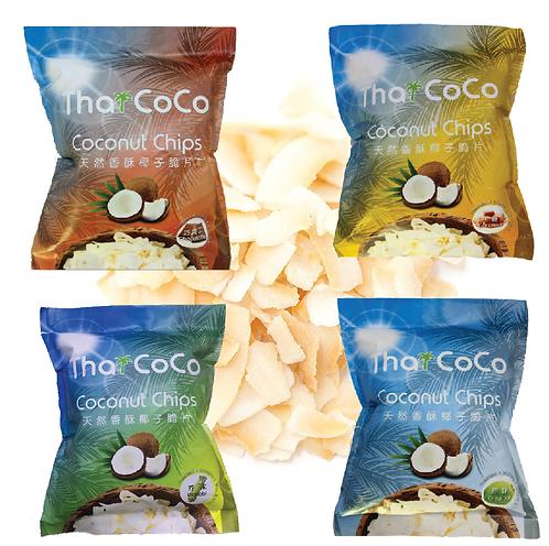 『Thai CoCo』泰國原裝進口椰子片