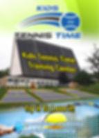 Fall & Winter Kids Tennis Time Poster.jp