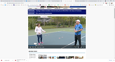 Tips for tennis etiquette for physical d