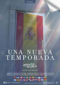 #PRAY4THEWORLD - PRAYER MATERIAL - A NEW