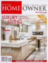 Home owner magazine | De Ville Cupboards + Joinery | Cape Town | Design and Manufacturing