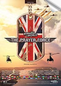 #PRAY4THEWORLD - PRAYER MATERIAL - THE P