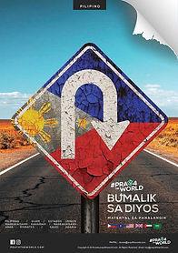 #PRAY4THEWORLD - Materyal sa Panalangin - BUMALIK SA DIYOS - Pilipino