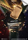#PRAY4SA - PRAYER MATERIAL - HAMMER OF H