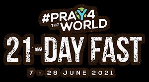 PRAY4THEWORLD - 21-DAY FAST LOGO.png