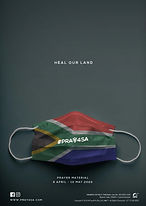 #PRAY4SA - PRAYER MATERIAL - HEAL OUR LA