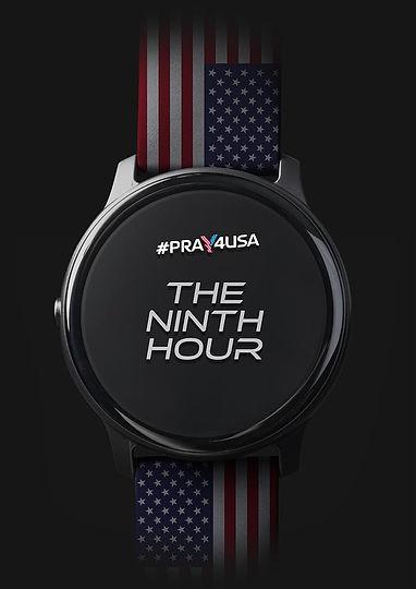 #PRAY4USA - THE NINTH HOUR - COVER.jpg