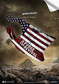 #PRAY4USA - PRAYER MATERIAL - A PURGE FO
