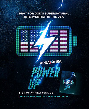 PRAY4USA MATERIAL POST - POWER UP - ENGL