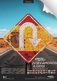 #PRAY4THEWORLD - Material de Oración - ¡VOLVÁMONOS A DIOS! - Español