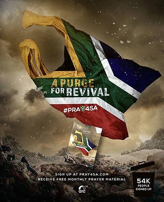 PRAY4SA MATERIAL POST - A PURGE FOR REVI