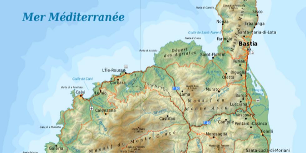 Tour de Corse en EUC