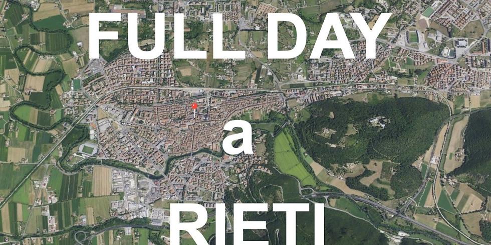 Full Day a Rieti