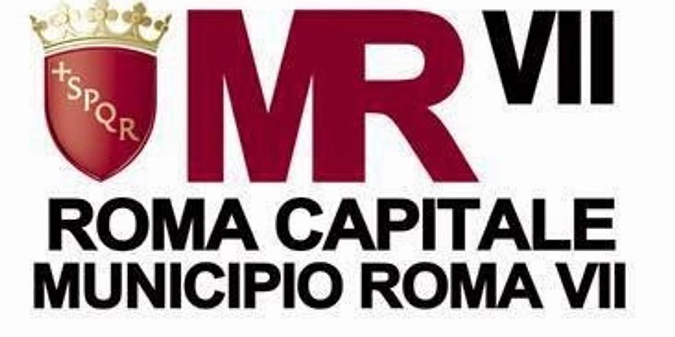 La micromobilità nel VII Municipio di Roma - La pedalata di Natale