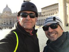 Andrea e Marcello a S.Pietro