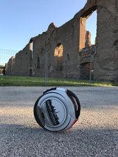 Ruota a Caracalla