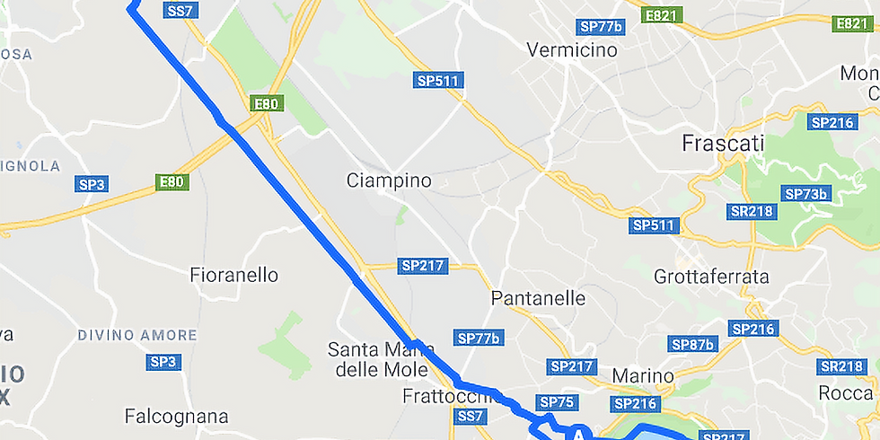 Gita a Castel Gandolfo