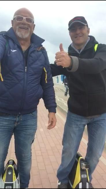 Giancarlo e Marcello