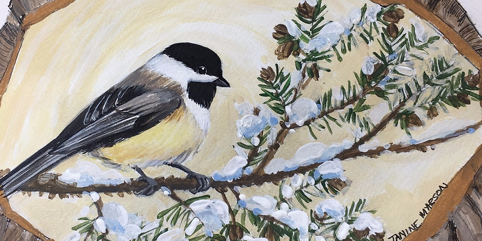 ART STUDIO OPEN See the artist painting in her studio. Order a painted ornament. Purchase cards&paintings.