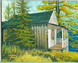 Board#21 The Trainor cottage-SOLD