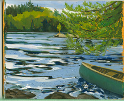 Bd#40 Protected,Gilmour island-SOLD