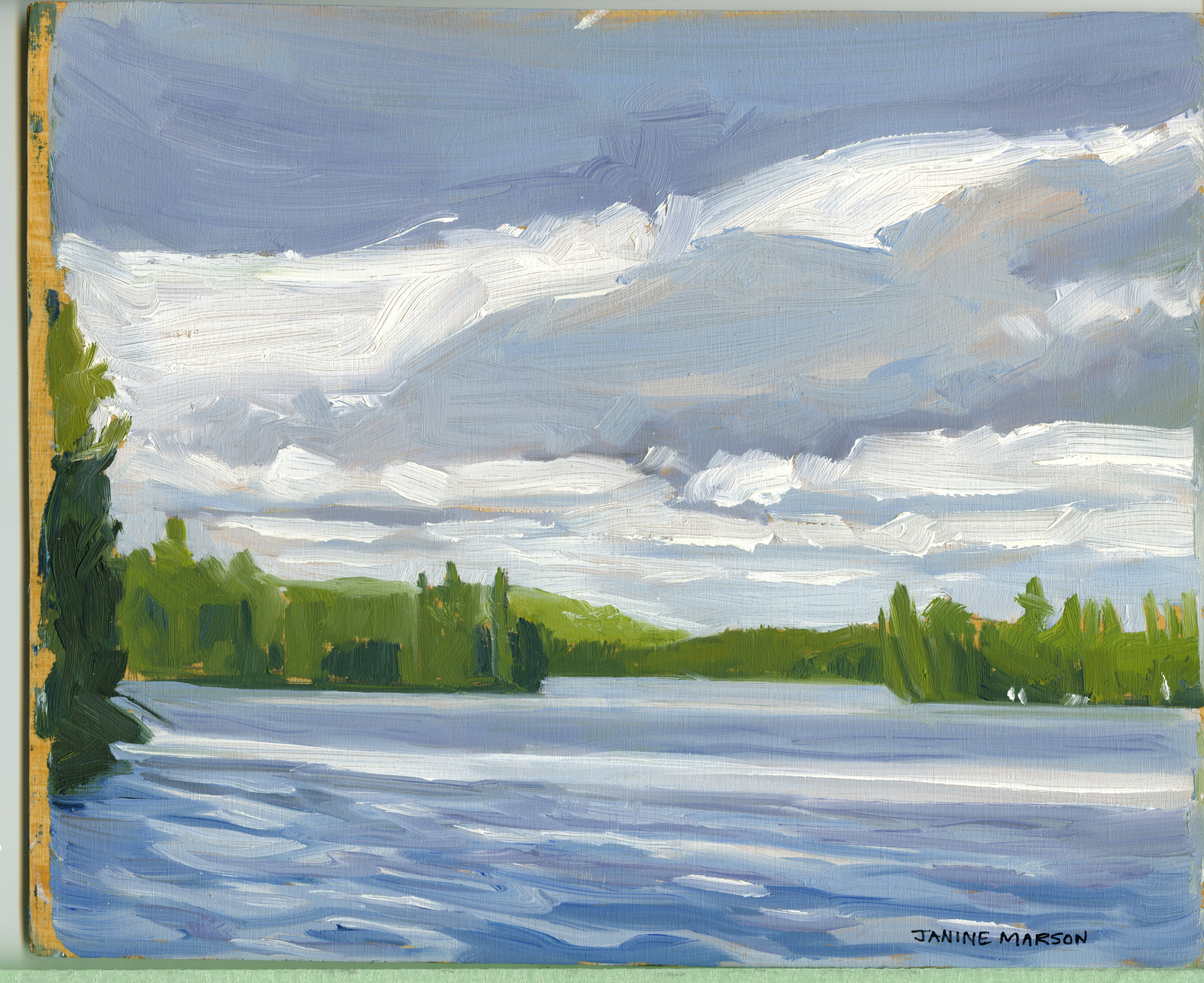 Bd#42 Long view,Canoe Lake-for sale