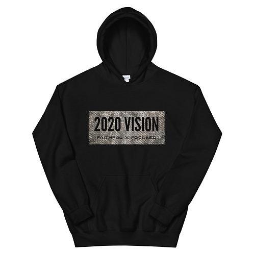 2020 Vision (Unisex Hoodie) Restocked!