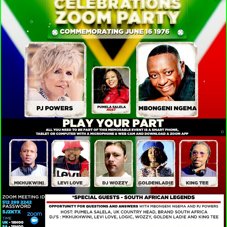 YOUTH DAY ZOOM PARTY