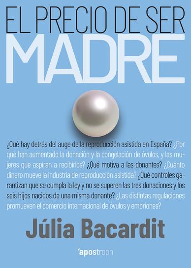 El precio de ser madre: Charla con Júlia Bacardit