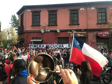 La primavera chilena: movilización ciudadana y transformación constitucional