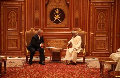 Omán, ¿un oasis en Oriente Medio?