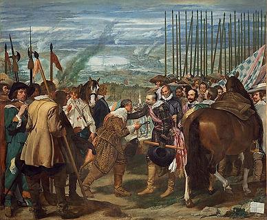875px-Velázquez_-_de_Breda_o_Las_Lanzas_
