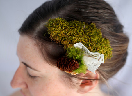 The Forest Fascinator