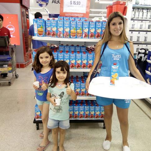 Promo Tutti en supermercados