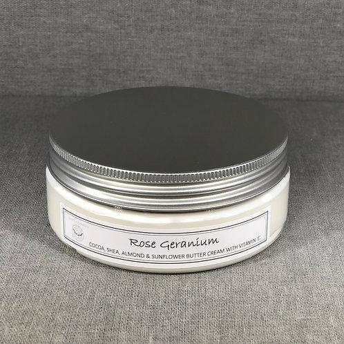 Rose Geranium • Luxury Body Butter