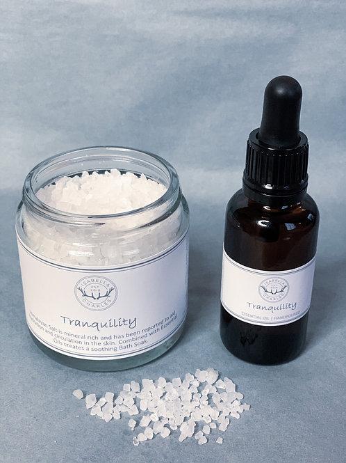 Tranquility • Bath & Burner Gift Set