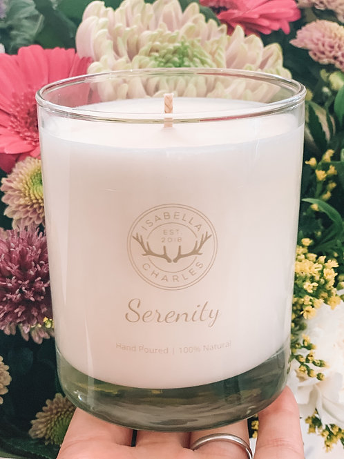 Natural Wax 30cl Candle