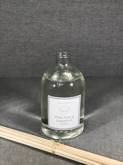 Pink Fizz & Grapefruit • Apothecary Reed Diffuser