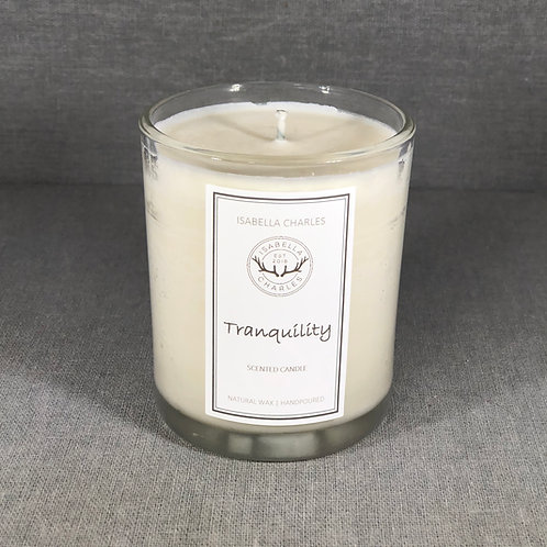 Tranquility • Natural Wax Candle