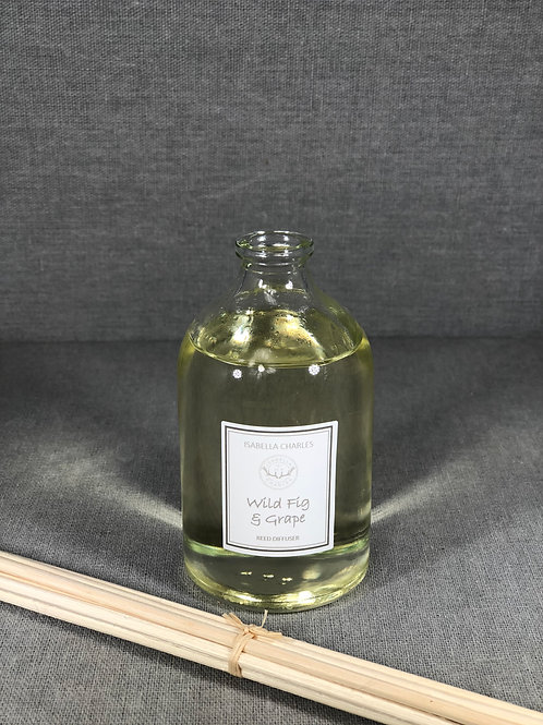 Wild Fig & Grape • Apothecary Reed Diffuser
