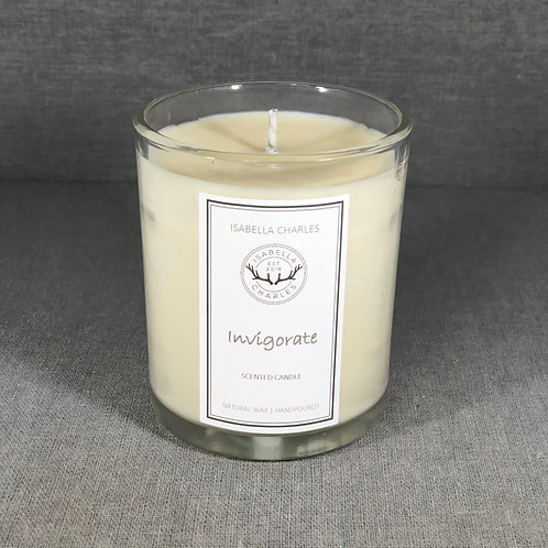 Invigorate • Natural Wax Candle