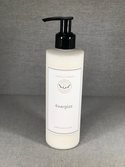 Energize • Luxury Hand & Body Lotion