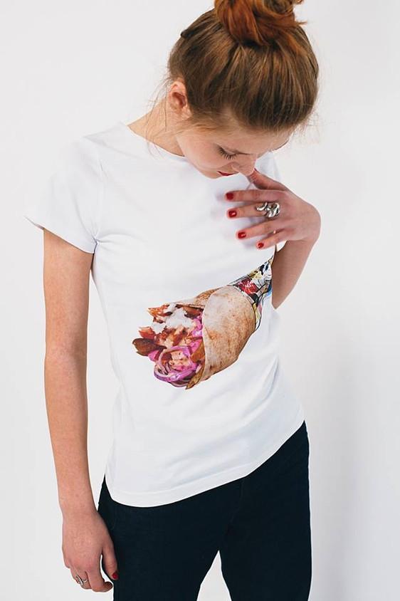 Dali Shaorma T-shirt