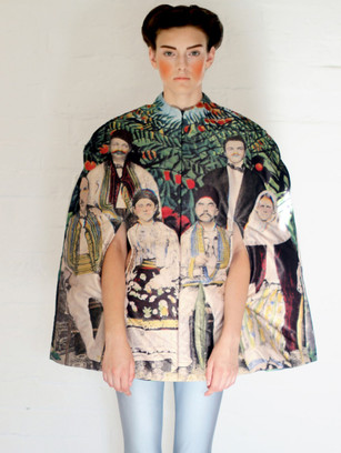 Peasants in a Jungle Cape