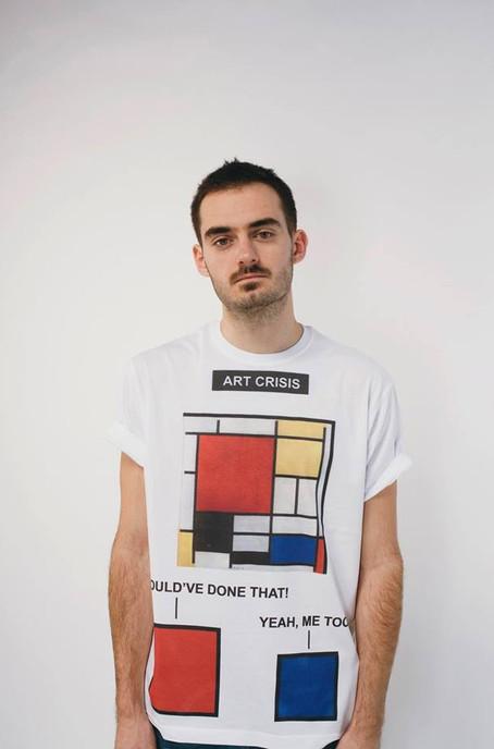 Art Crisis T-shirt