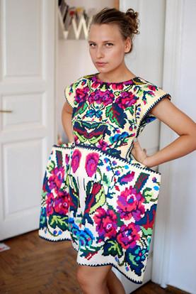 Etno Star Dress