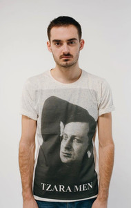 Tzara Men T-shirt
