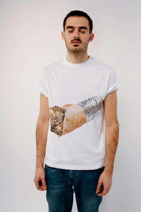 Pollock Shaorma T-shirt
