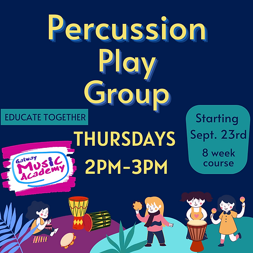Percussion Play Group