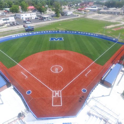 Millikin University Softball Field